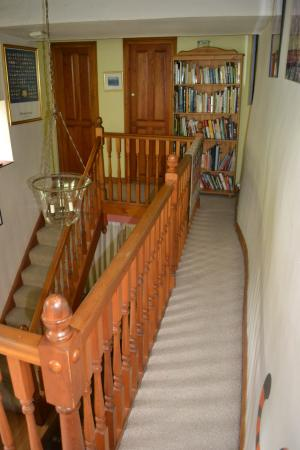 Bonsall, UK: Upstairs in cottage