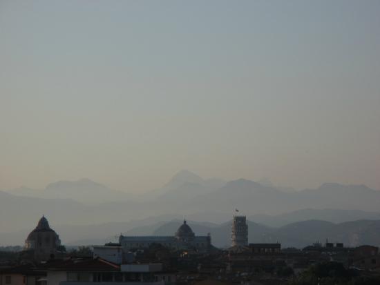 B&B Scotto: Sunset Pisa