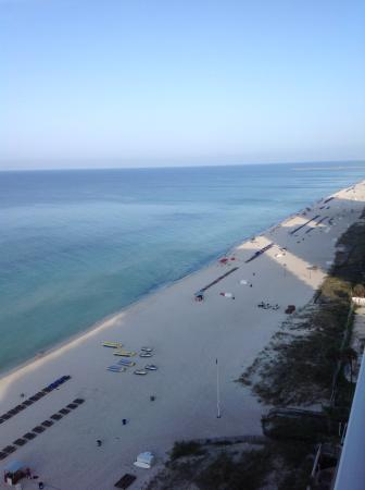 Ocean Ritz Condominiums: Western view!