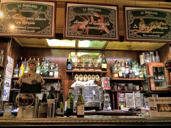 Picture of le bouclard paris tripadvisor - Restaurant le paris lutetia ...