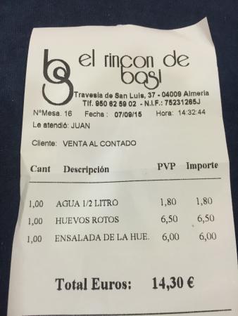 El Rincon de Basi : photo0.jpg