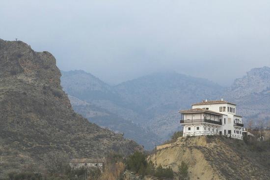 Centro de Visitantes de Castril