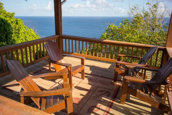 Cap Estate, St. Lucia: Gazebo