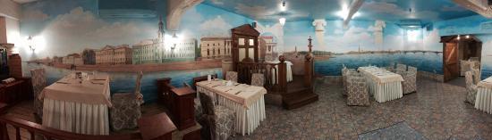 U Gorchakova: Центральный зал
