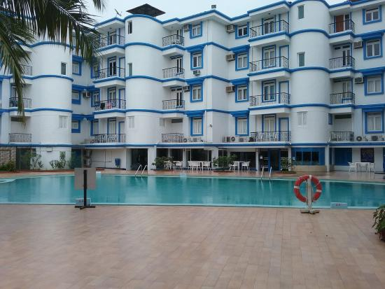 the royal palms resort in benaulim south goa picture. Black Bedroom Furniture Sets. Home Design Ideas