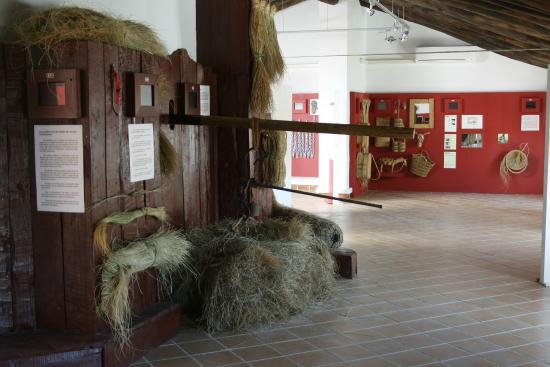 Castillejar, España: exposición Ecomuseo