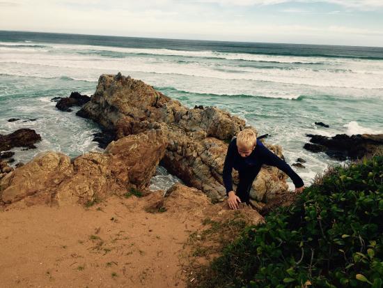 Hermanus, Sudáfrica: Grotto Beach
