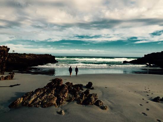 Hermanus, Νότια Αφρική: Grotto Beach