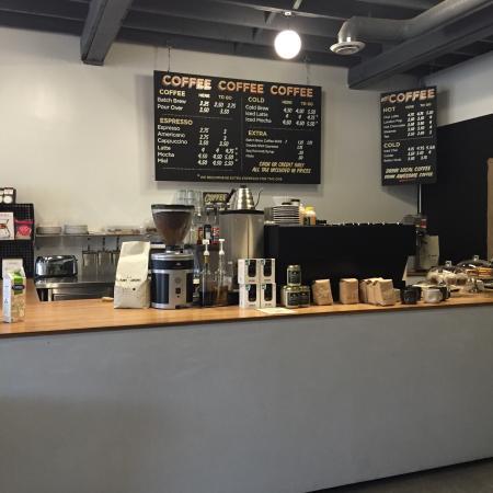 Gimli, Канада: Flatland Coffee Roasters