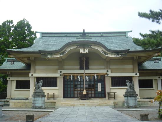 ‪Kanazu Shrine‬