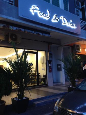Food & Desire Cafe