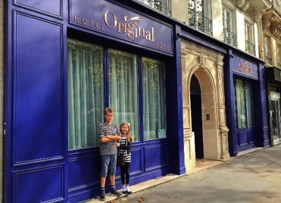 Picture of hotel original paris paris for Paris hotel original
