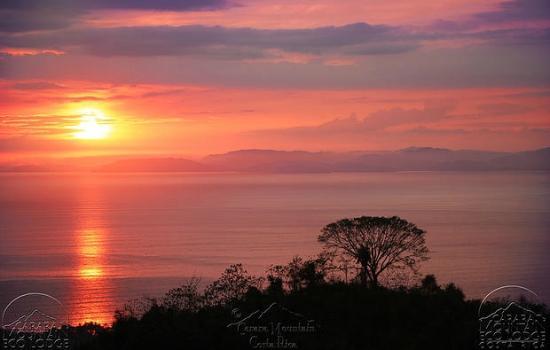 Hotel Manga Rosa: sunset