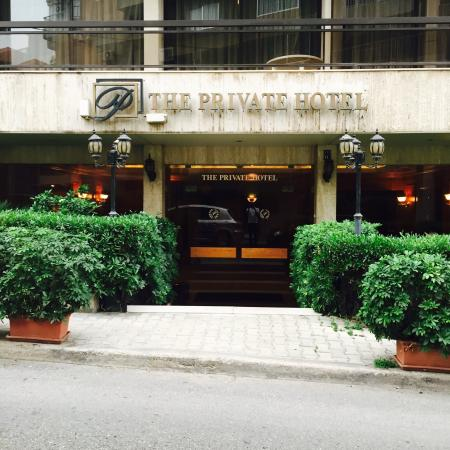 The Private Hotel