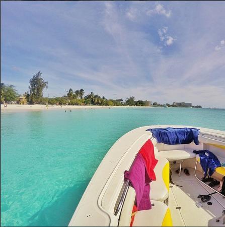 Thriller Ocean Tours: Boat ride