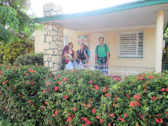 Casa Jose y Dianelys : L'entrata della casa principale :)