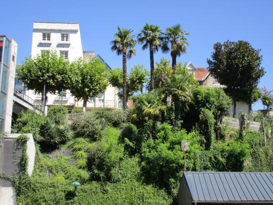 Hotel Saint Etienne: Vistas desde el hotel