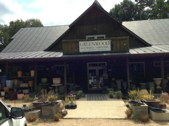 Greenwood Gourmet Grocery Storefront