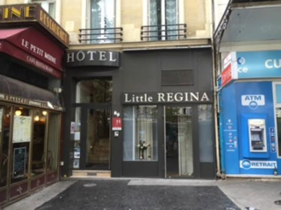 Hotel Little Regina Paris France