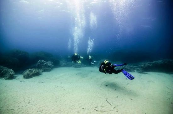 Ogliastra Diving: Discover Scuba Diving