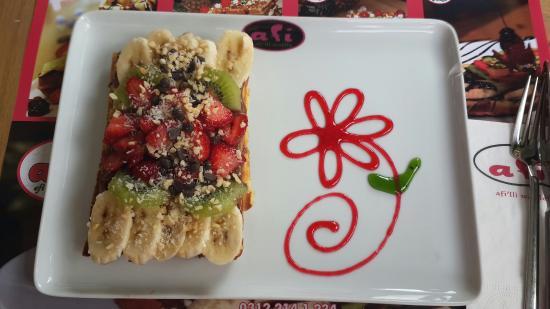Afi Waffle & Cafe
