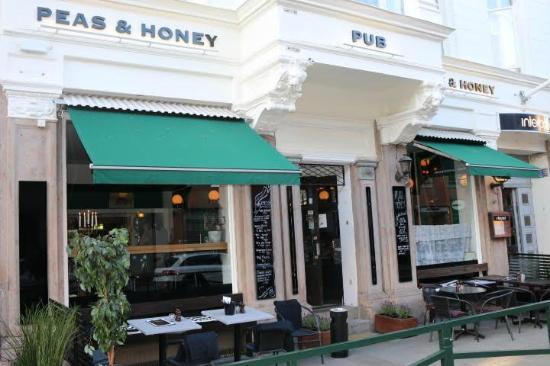 Peas & Honey Public House