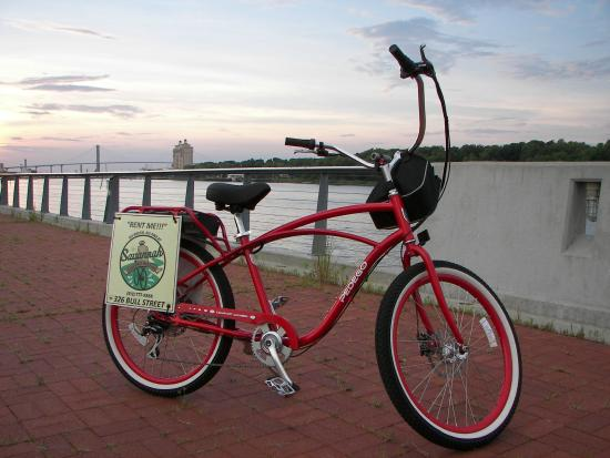 Electric Bikes of Savannah