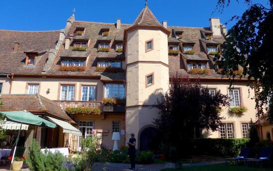 Abbaye de la Pommeraie : Hotel