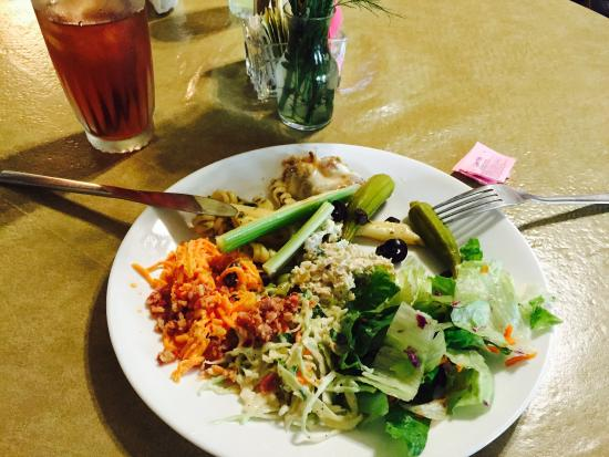 Best Buffet In The County Review Of Coleman House Swainsboro Ga