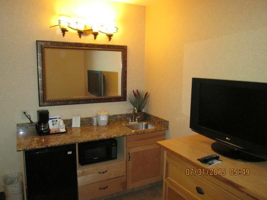 Holiday Inn Express Hotel & Suites Kalispell : Room