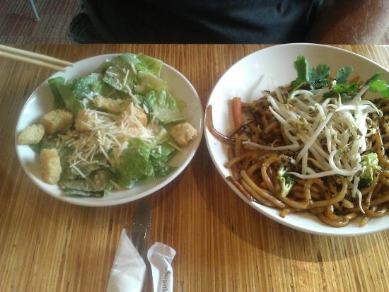 Fast Easy Dinner Without A Greasy Drive Thru Experience Review Of Noodles Company Okemos Mi Tripadvisor