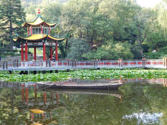 Jinjiangshan Park