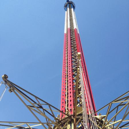 Foto De Six Flags New England Agawam Ride Tallest In The World