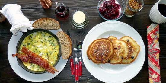 Asbury Park Inn: Mmmm breakfast!