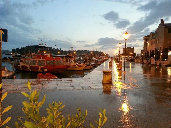 La Riva: Singing in theRain