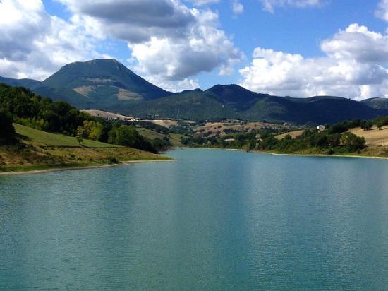 Apiro, Italia: Monte San Vicino