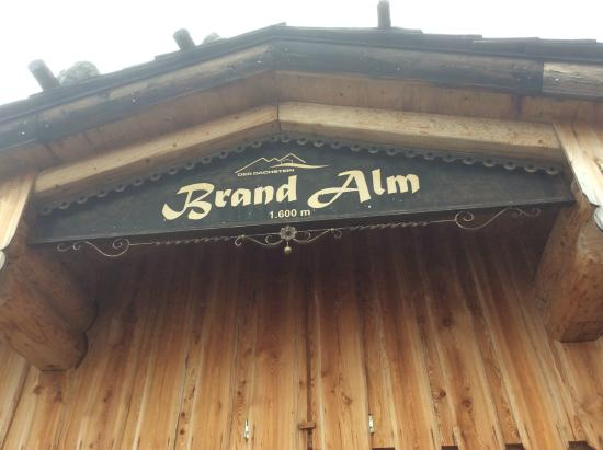 The front of Brandalm