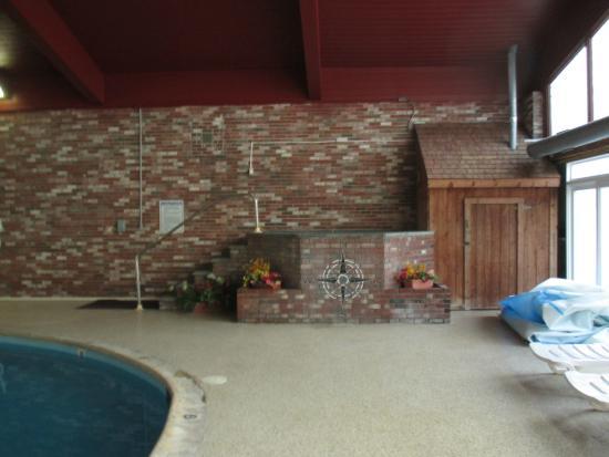 Courtyard Resort : hottub