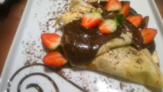 Chocolate Caseiro Lugano