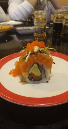 restaurant sushi d 39 or dans chambery avec cuisine japonaise. Black Bedroom Furniture Sets. Home Design Ideas