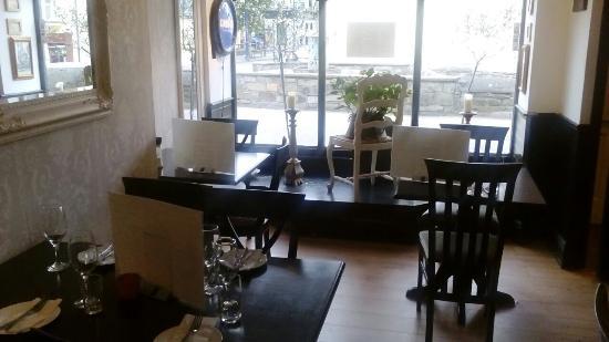 Bandon, İrlanda: Cafe brasserie ortus fine food