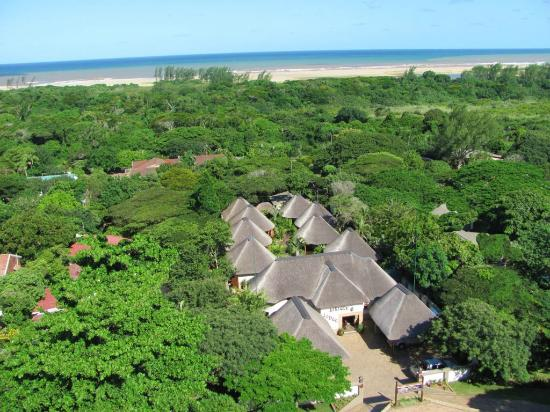 Lodge Afrique: A View from the Top