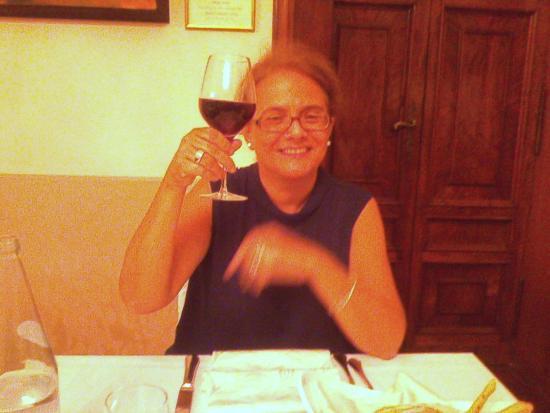 Montecassiano, Italia: Ristorante ROSSINI - alla salute