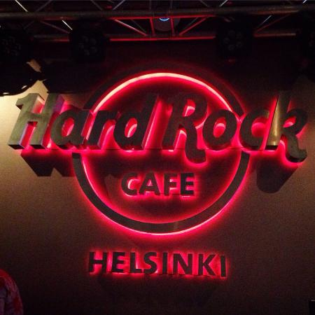 Hard Rock Cafe Helsinki Brunssi