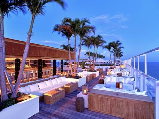 Watr At The 1 Rooftop Is Incredibly Solid Review Of The 1 Rooftop Miami Beach Fl Tripadvisor