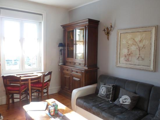 Chambres d'Hotes du Parc : Sitting Area