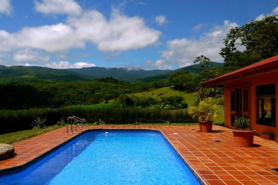 Finca Lilo de Biolley: Another great day at the pool.