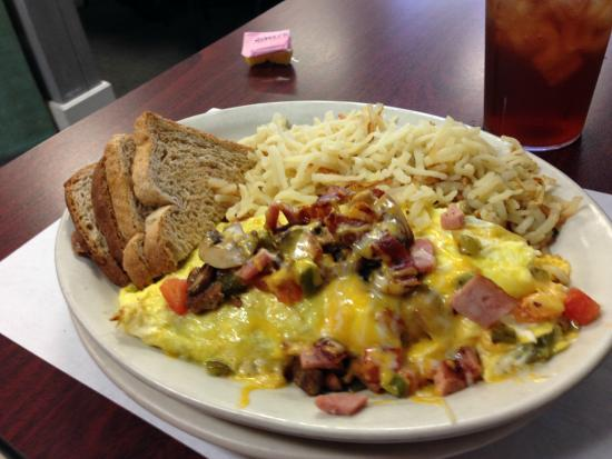 Wink's Old Town Grill : Omelet