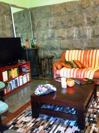 Pousada Gardenia Guest House: Em casa ...