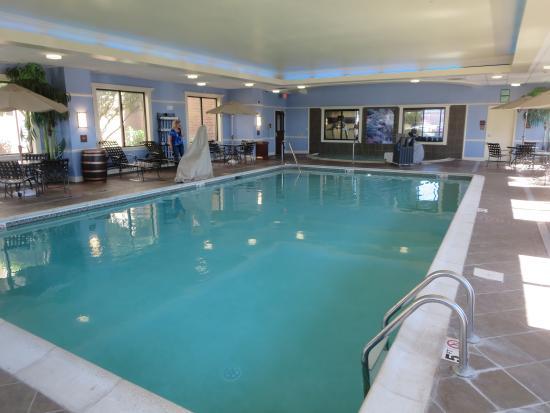 Hampton Inn Coventry Warwick Area Clean Hotel Friendly Staff Heater In Hot Tub Was